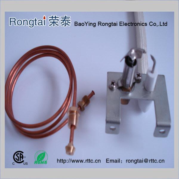 Spark Ignition Electrode for Gas BBQ