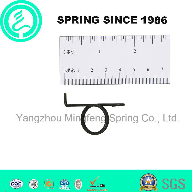 Small Custom Precision Torsion Spring for Furniture