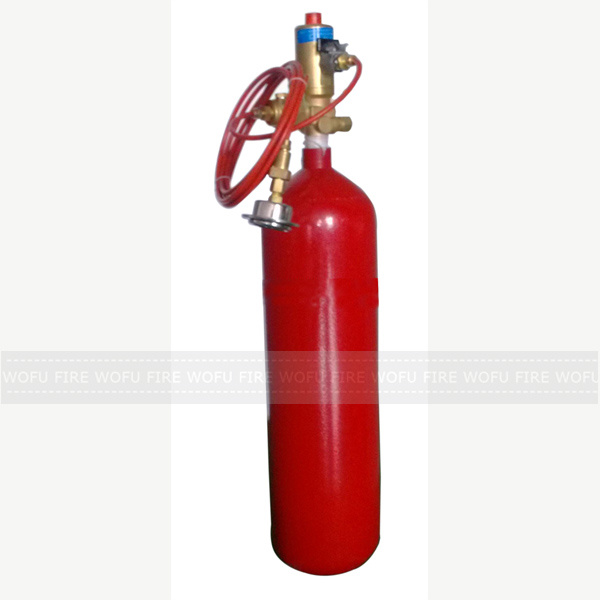 CO2 Fire Trace System, Fire Fighting System