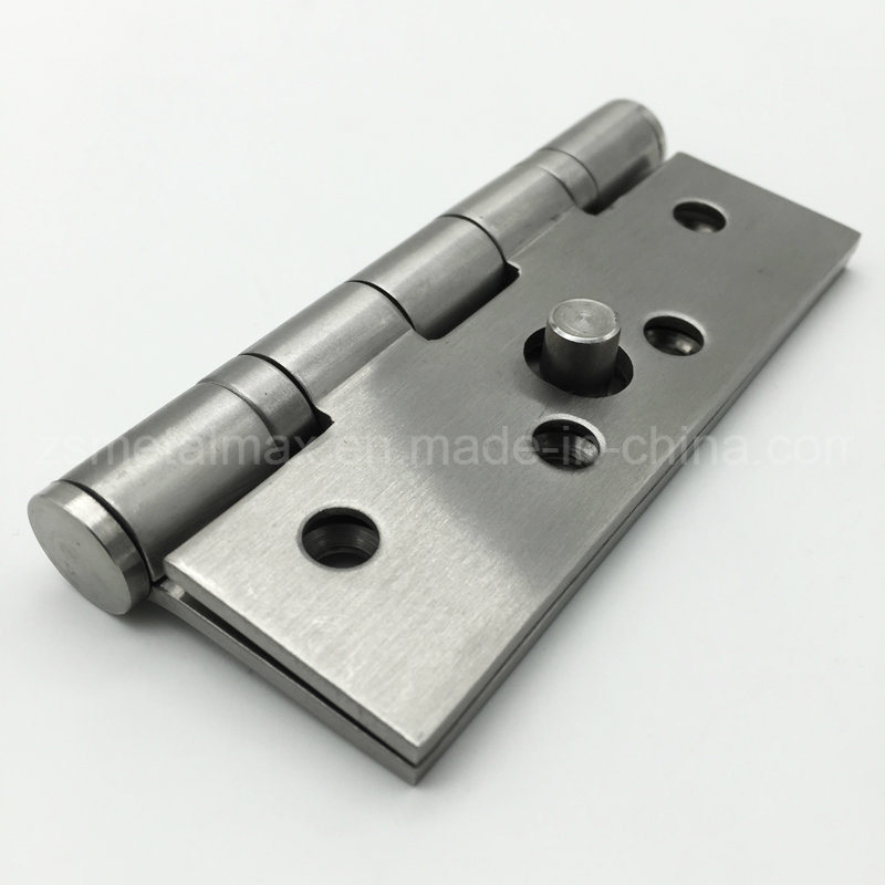 Stainless Steel Dog Bolt Security Metal Door Butt Hinge (154030)