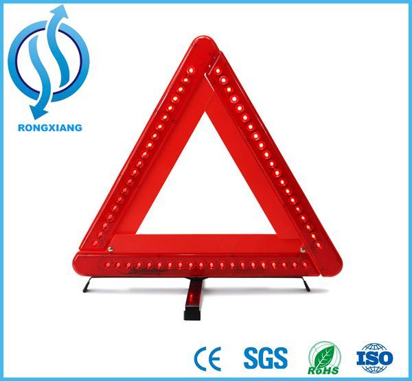 Safety Traffic Reflecting Car Warning Triangle