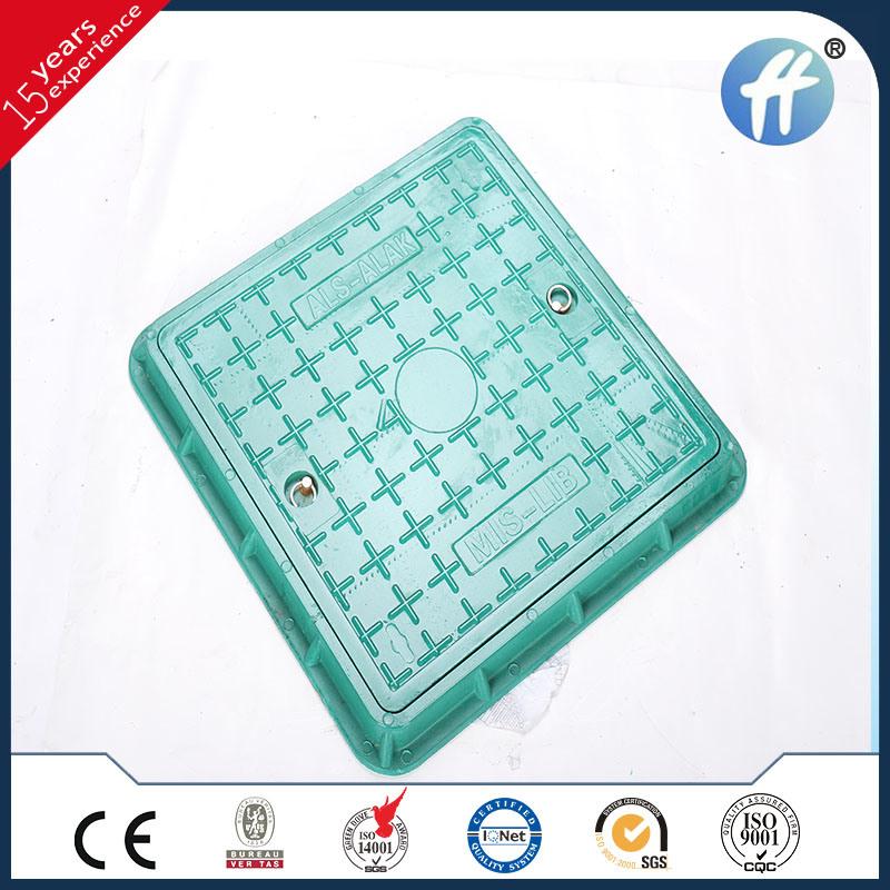 En124 B125 600X600 Composite Manhole Cover