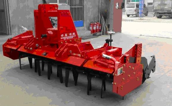 3-Point Linkage Power Harrow Machine