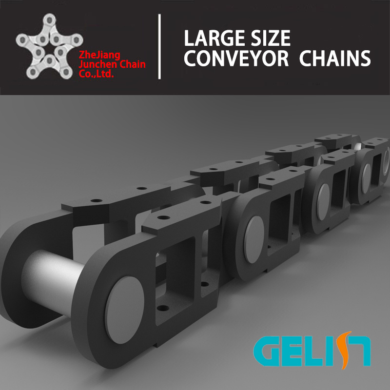 Ne Series Pitch 300 Bucket Elevator Chain Industry Large Chain