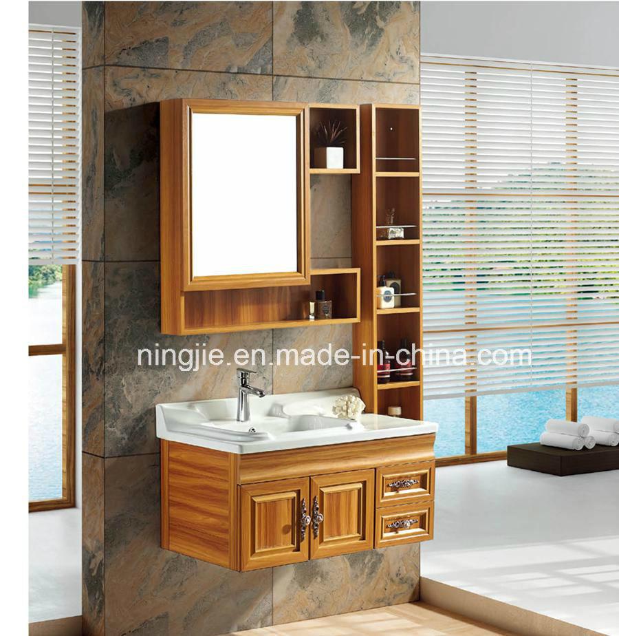 New Design Aluminum Bathroom Vanity (T-9023)