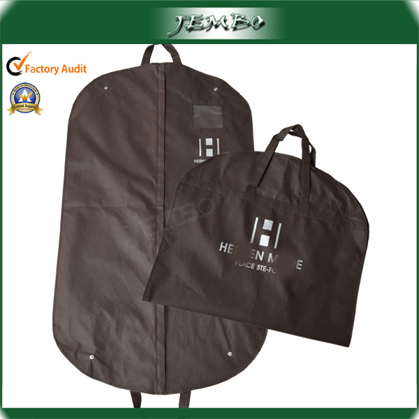 Customized Printing Dustproof Quality Clothes Garment Cover Suit Bags