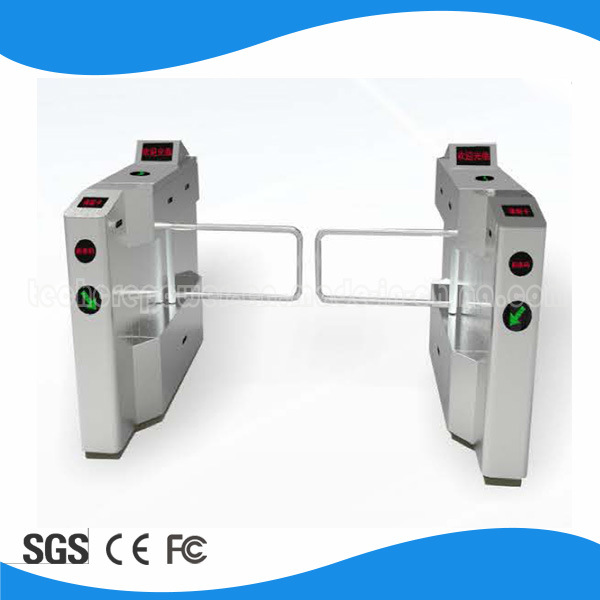 Access Control Security Swing Turnstile Gate
