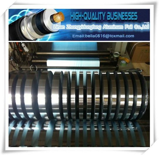Al/Pet/Al Double Sides for Aluminium Flexible Air Duct