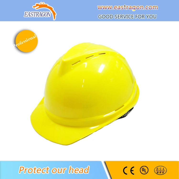 Industrial V Type Safety Helmet for Sale
