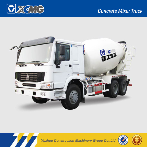 XCMG Official Manufacturing Concrete Mixer (6 CUM)