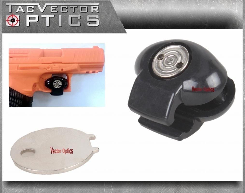 Gun Trigger Safety ABS Plastic Lock Gun Lock for Rifle Pistol Shotgun