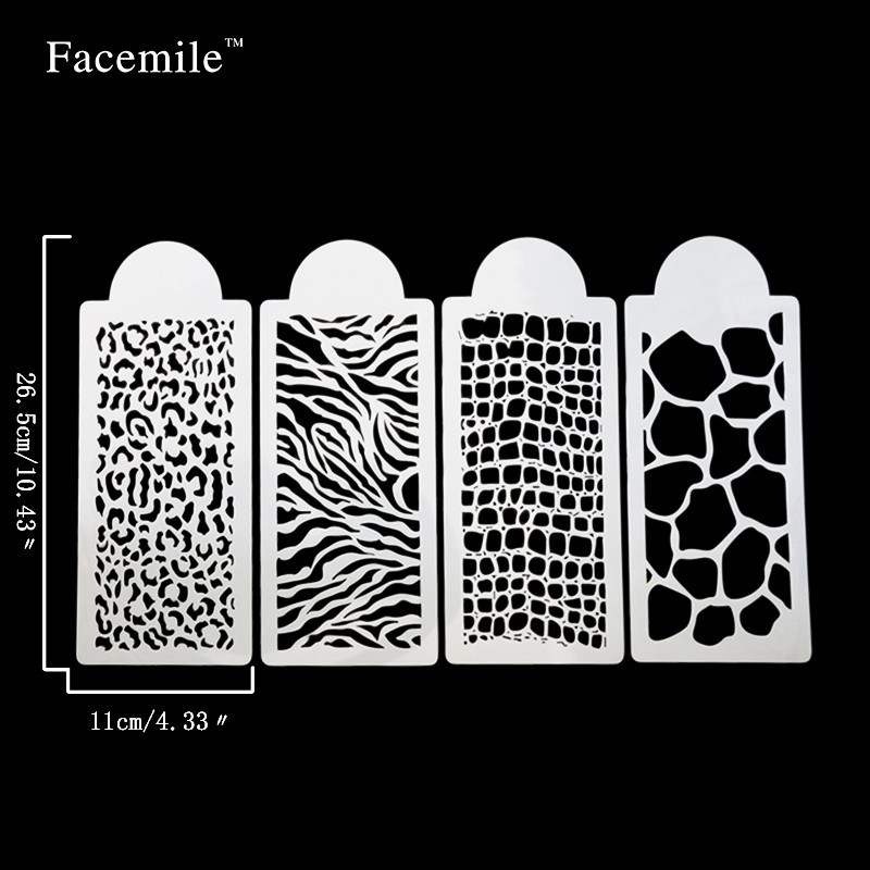 Stencil for Wall Decorating Wedding Fondant Stencil Cake Decorating Tool Mold