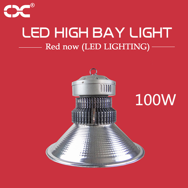 100W 150W 200W Industrial Lighting LED High Bay Light
