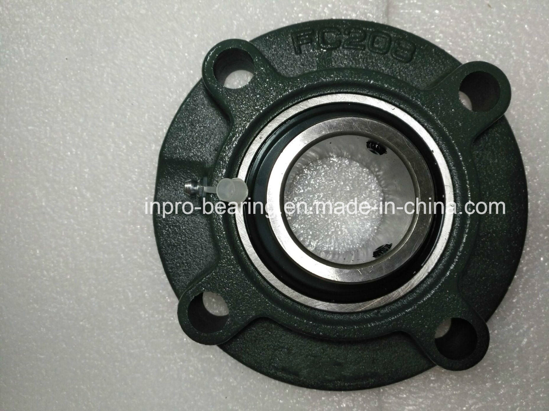 High Quality Cast Iron Flange Cartridge Units Ucfc208-24