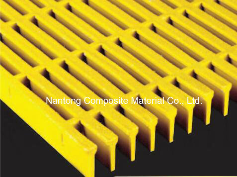 Fiberglass Pultruded Grating/FRP Grating/GRP Grating/