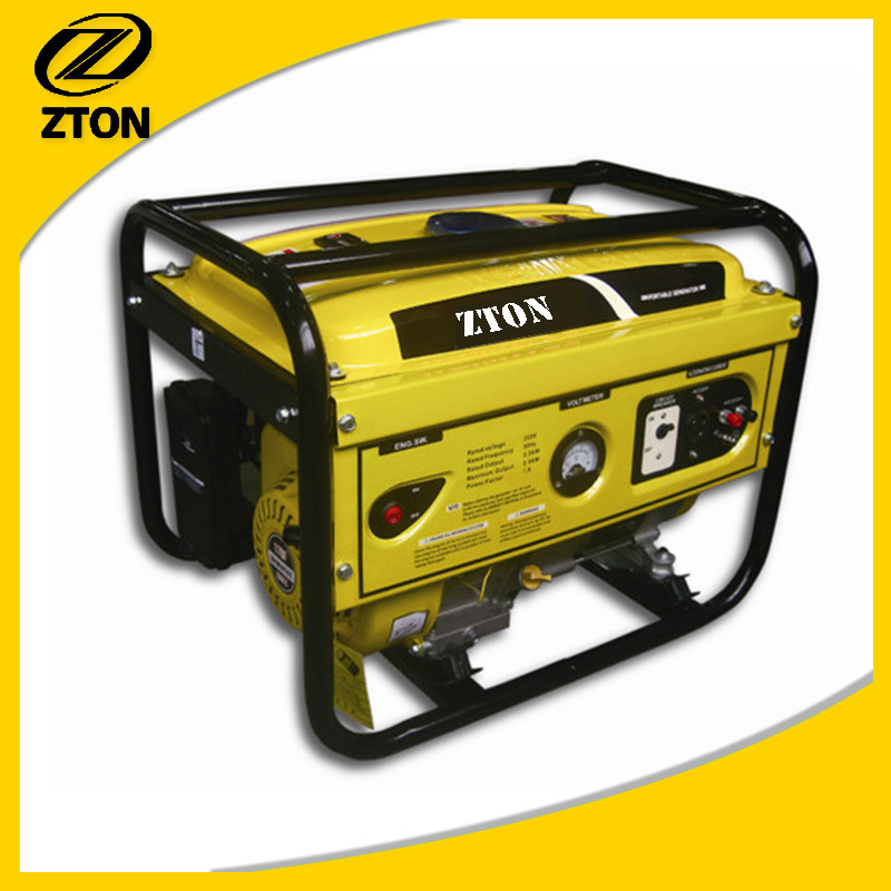 1.5kw-7kw Engine Genset Gasoline Generator with Soncap