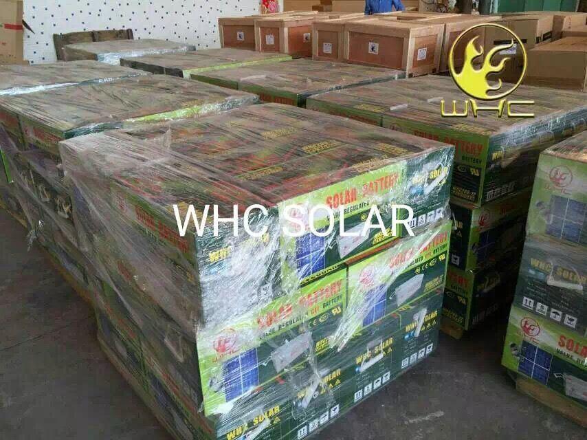 High Capacity 12V 100ah Solar Gel Battery for Solar System