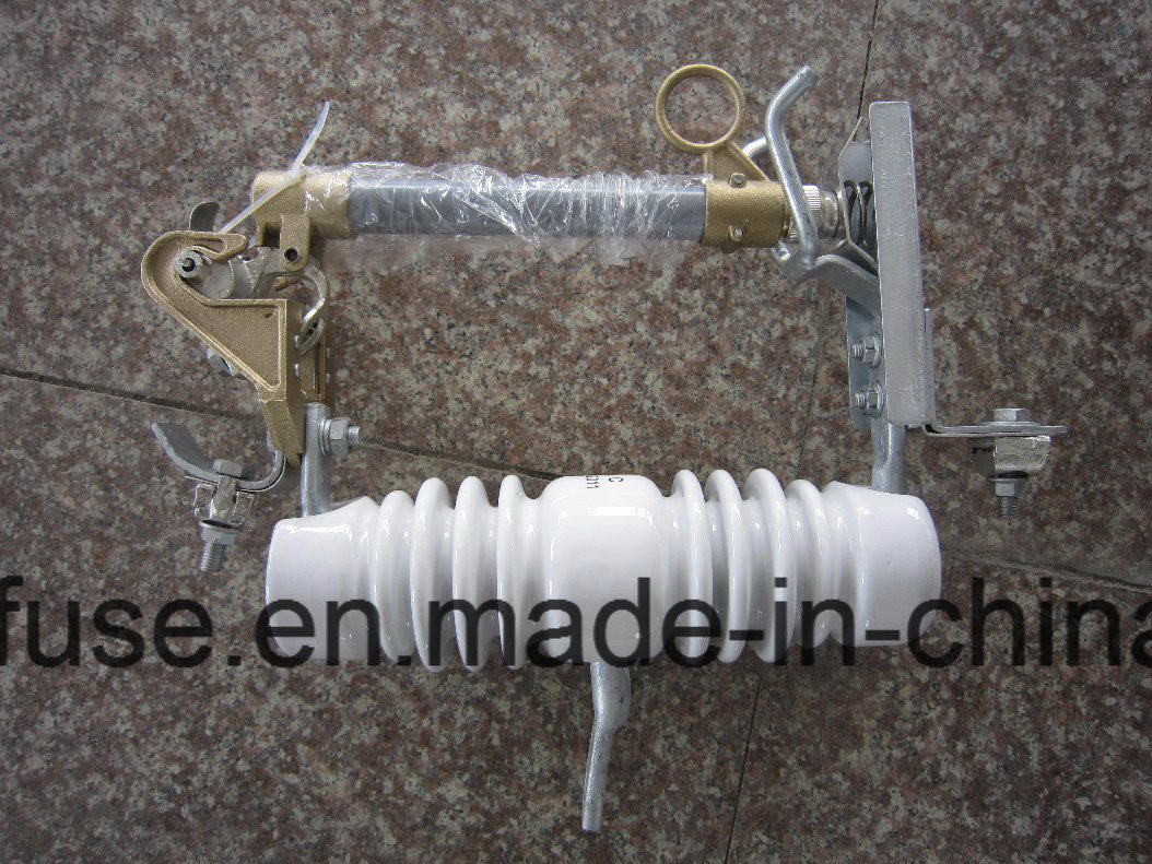 High Voltage Porcelain Fuse Cutout, Drop out Fuse 11kv
