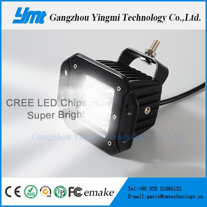 Epistar 18W LED Work Light Bar Flood Spot Driving Lamp
