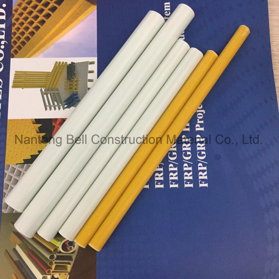 Good Quality FRP/Fiberglass Round Solid Rods