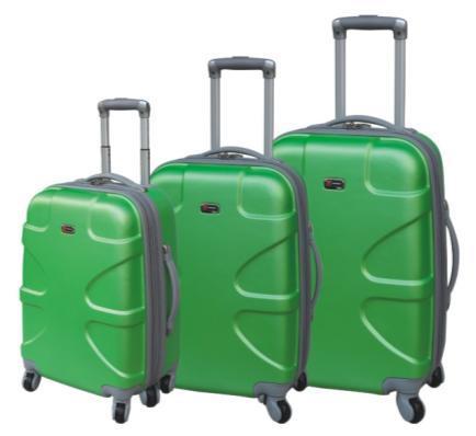 Hard Sheel ABS Trolley Case, Travel Case