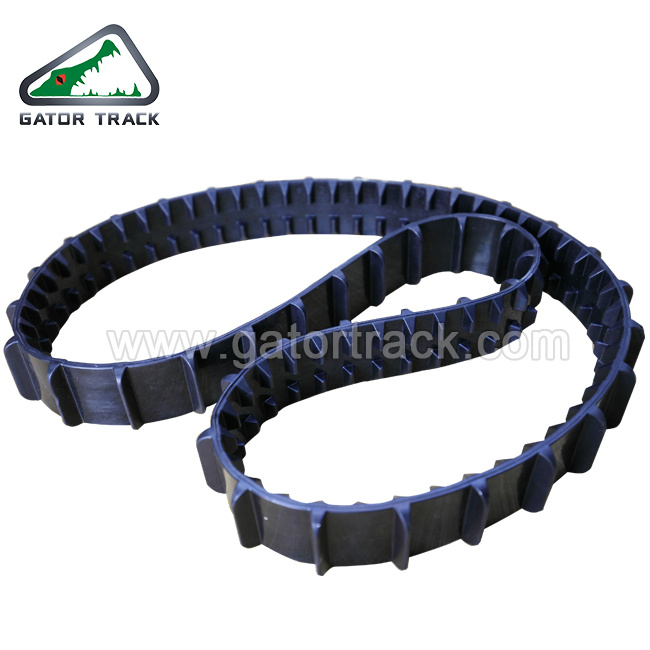 50*19*80 Best Quality Robot Rubber Track for Sale