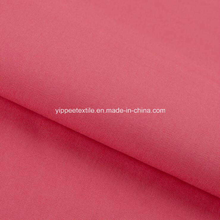 Yarn: 40sx40s Weight: 120G/M2 100% Cotton Poplin Shirt Fabric