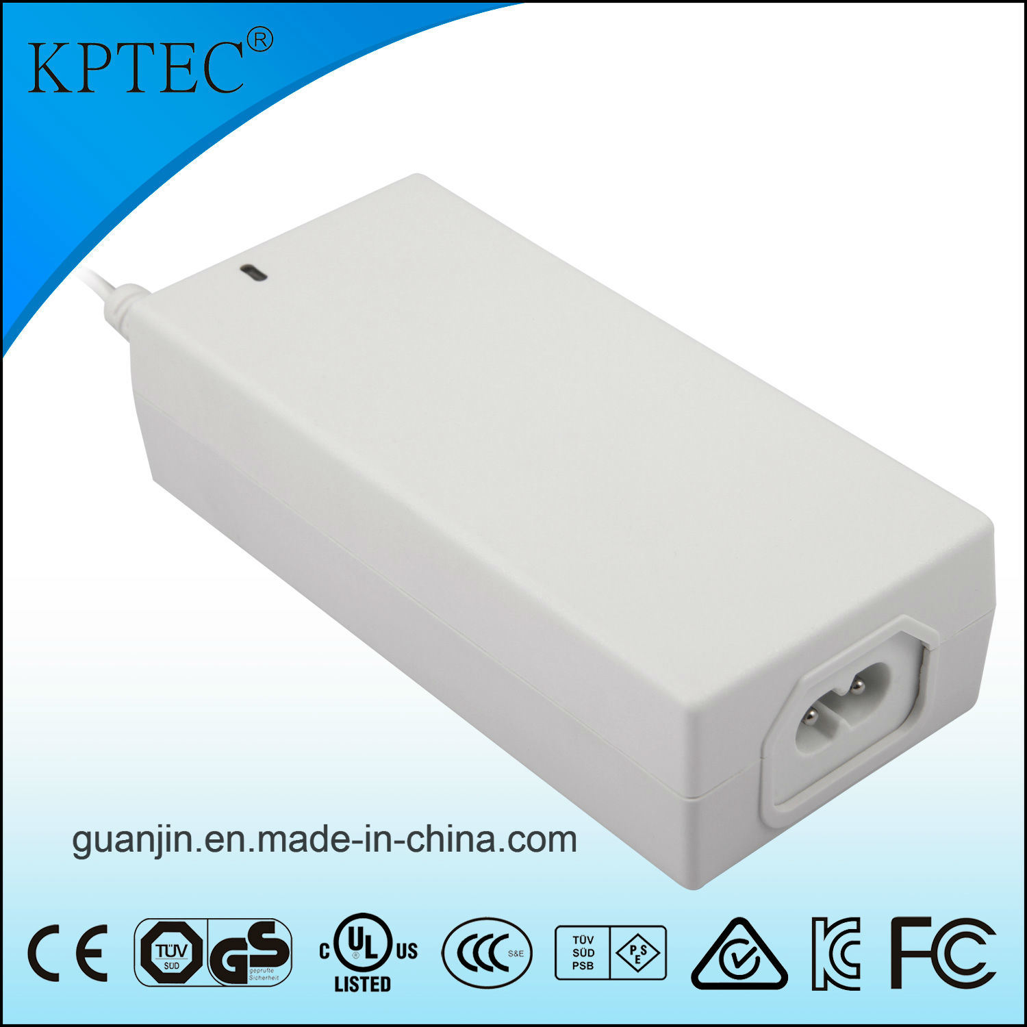 Desktop 36W Switching Adapter with Ce GS UL