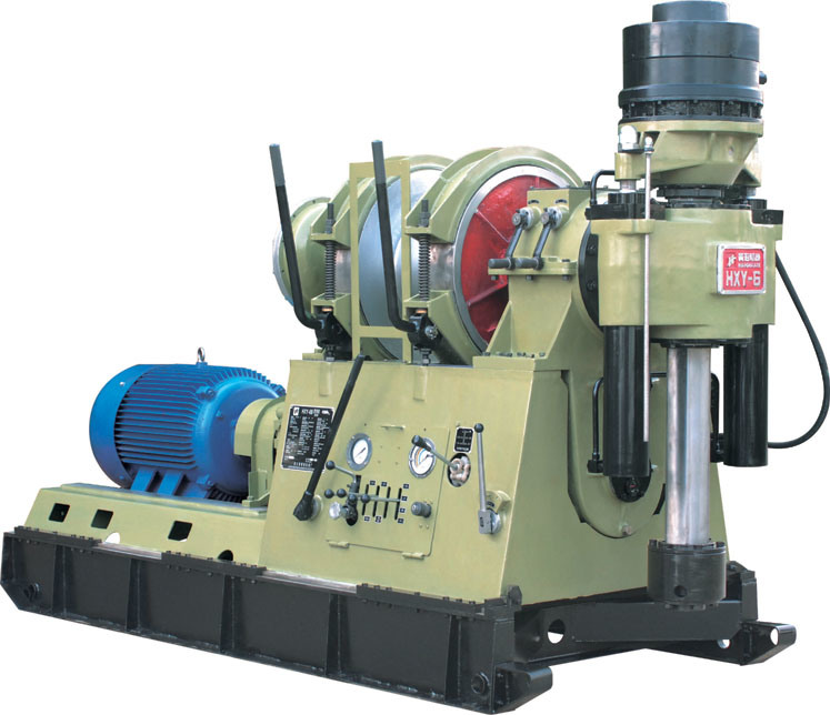 Spindle Type Core Drilling Rig (HXY-6BII)