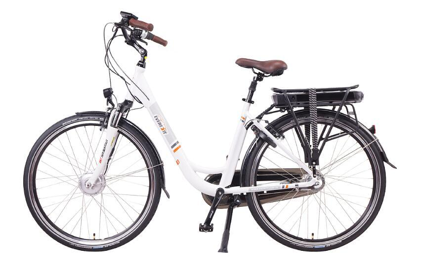 """28"""" City Lady Electric Bike/Bicycle/Scooter Ebike Tr3-700-L"""
