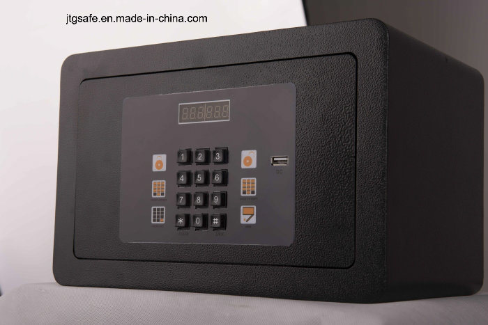 Laser Cutting Hotel Safe with Digital Lock