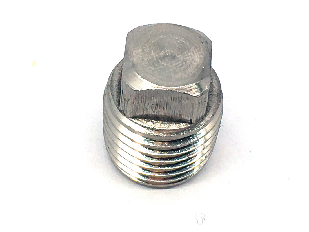 Stainless Steel Square Head Pipe Plug