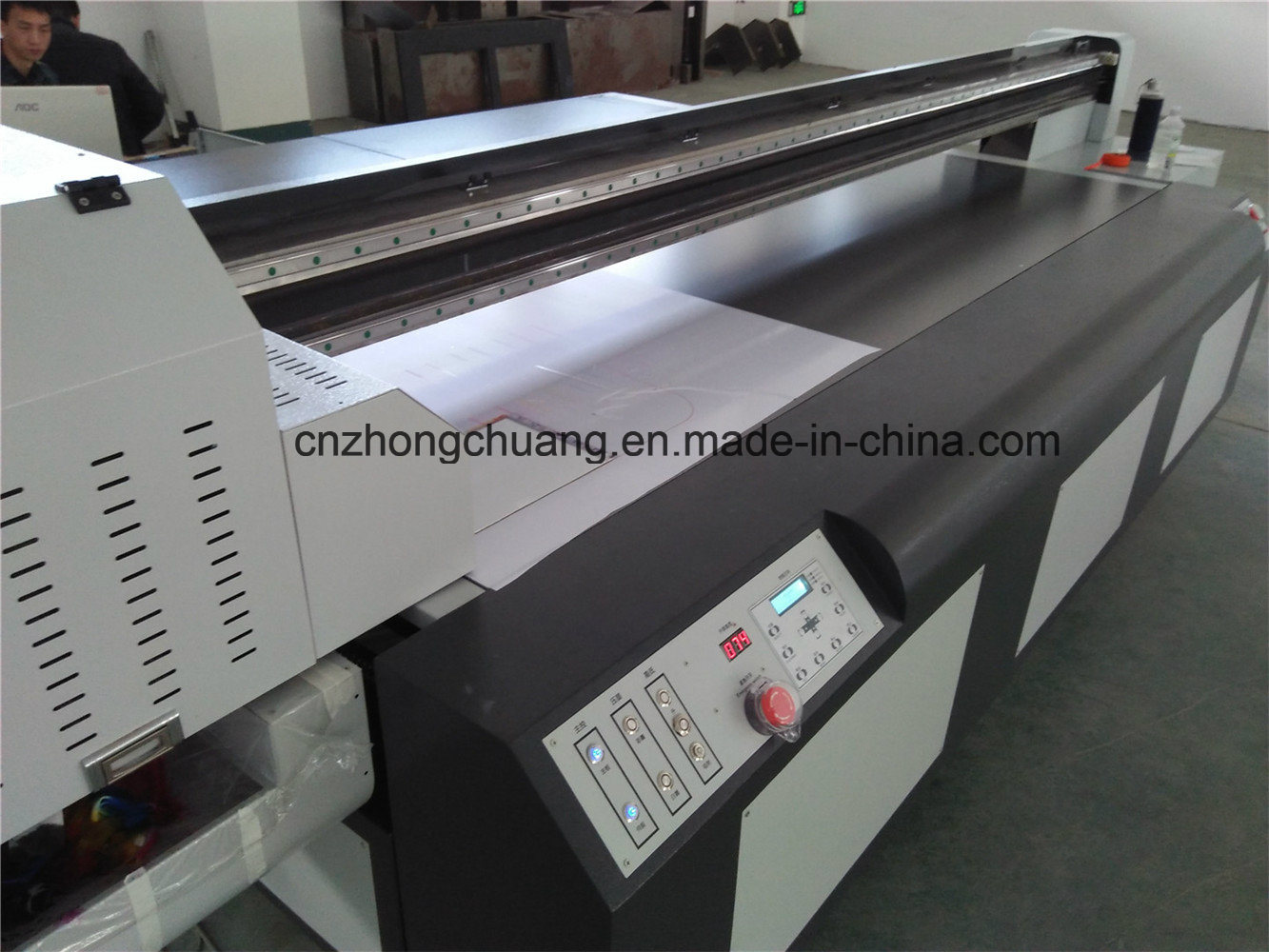 Seiko-Heads 2513 Acrylic / Glass Material UV Printing Machine