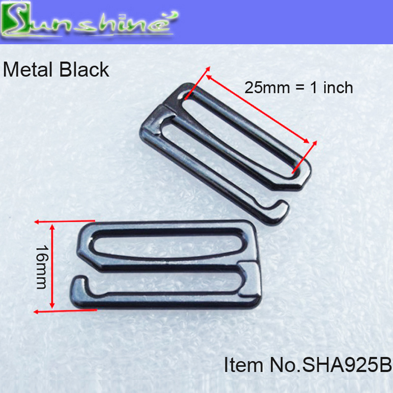 1 Inch Swimwear Alloy Metal Hook in Nickle Free