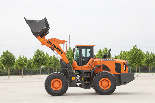 5 Ton HP 162kw Wheel Loader Zl50 with Cat Engine and Zf Transmission