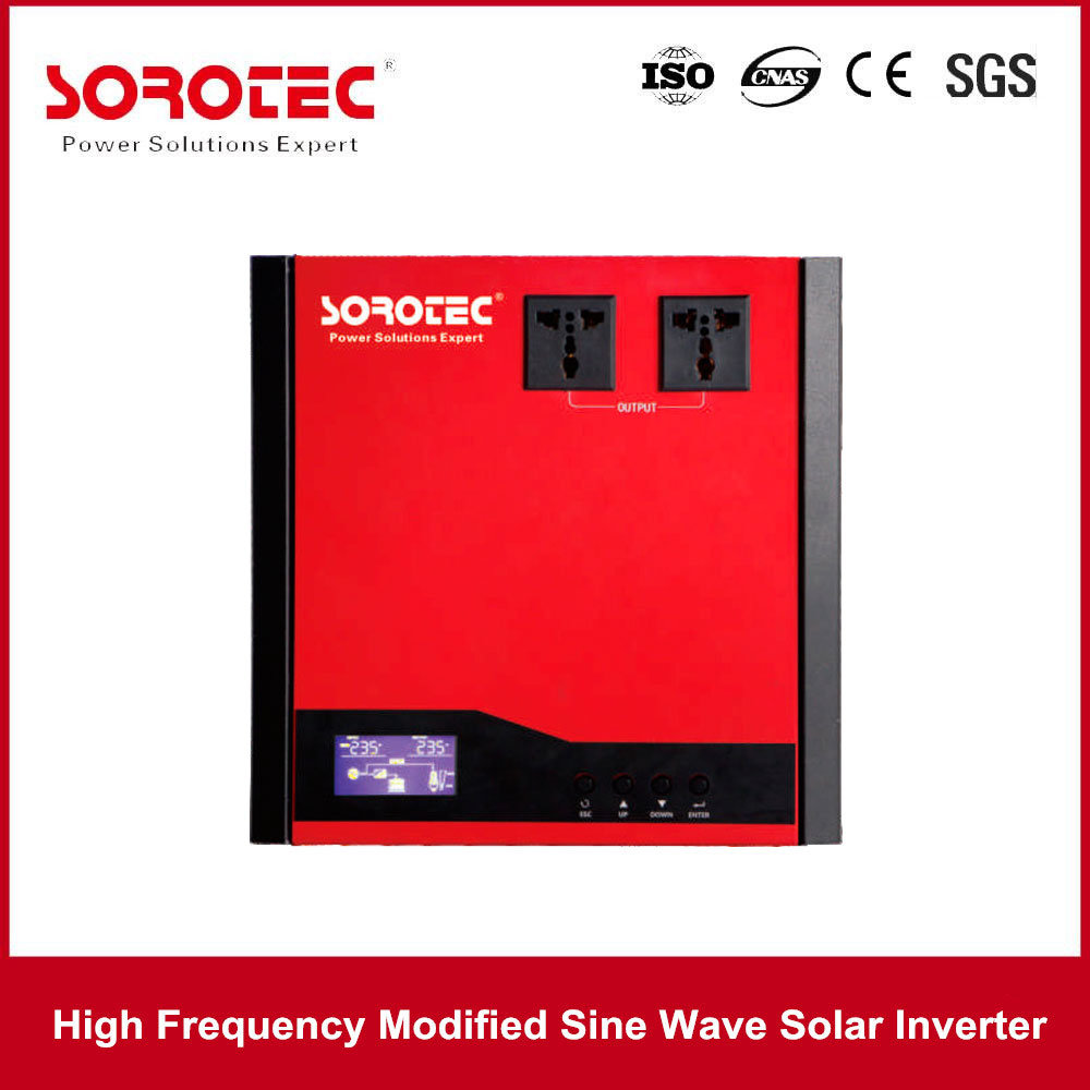 2000va/1300W Solar Inverter with Solar Charger Output off-Gird Solar Inverter