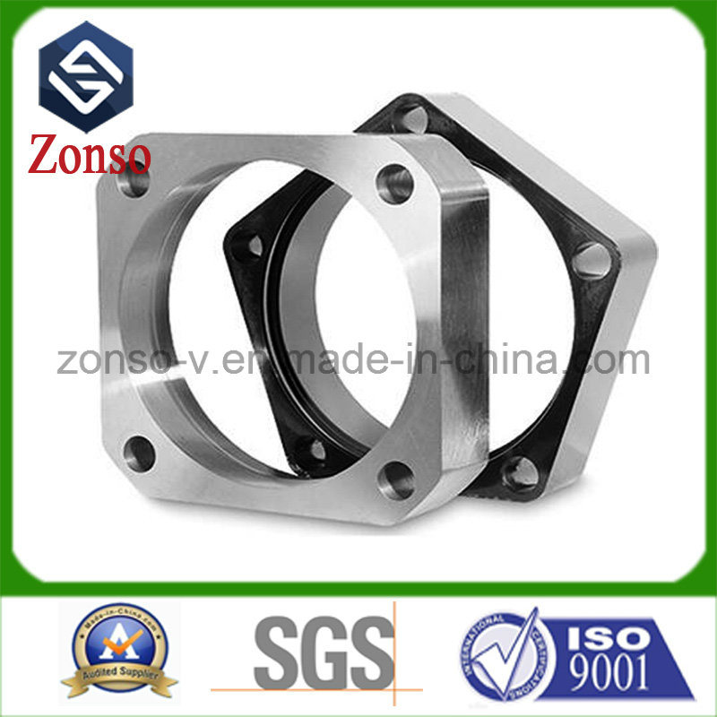 Metal Aluminum Steel CNC Machinery Machining Machined Parts Components Casing Eclosures