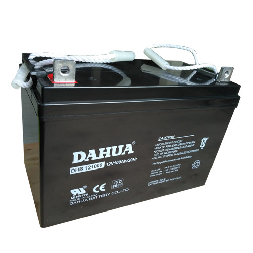 12V 100ah VRLA Sealed Lead Acid Maintenance Free UPS Battery