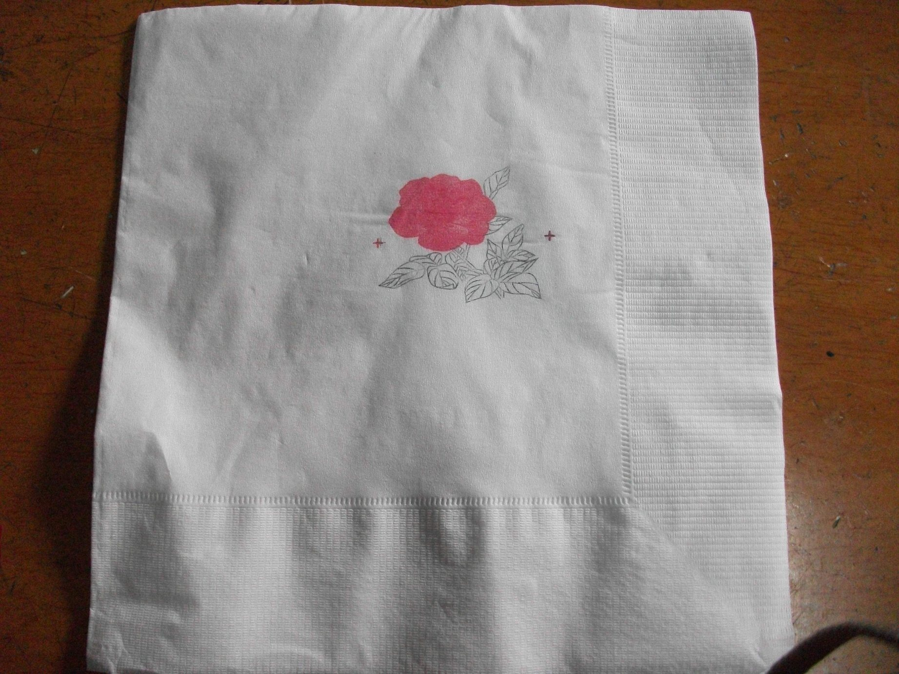 Glue Lamination Color Printing Napkin Paper Making Machine
