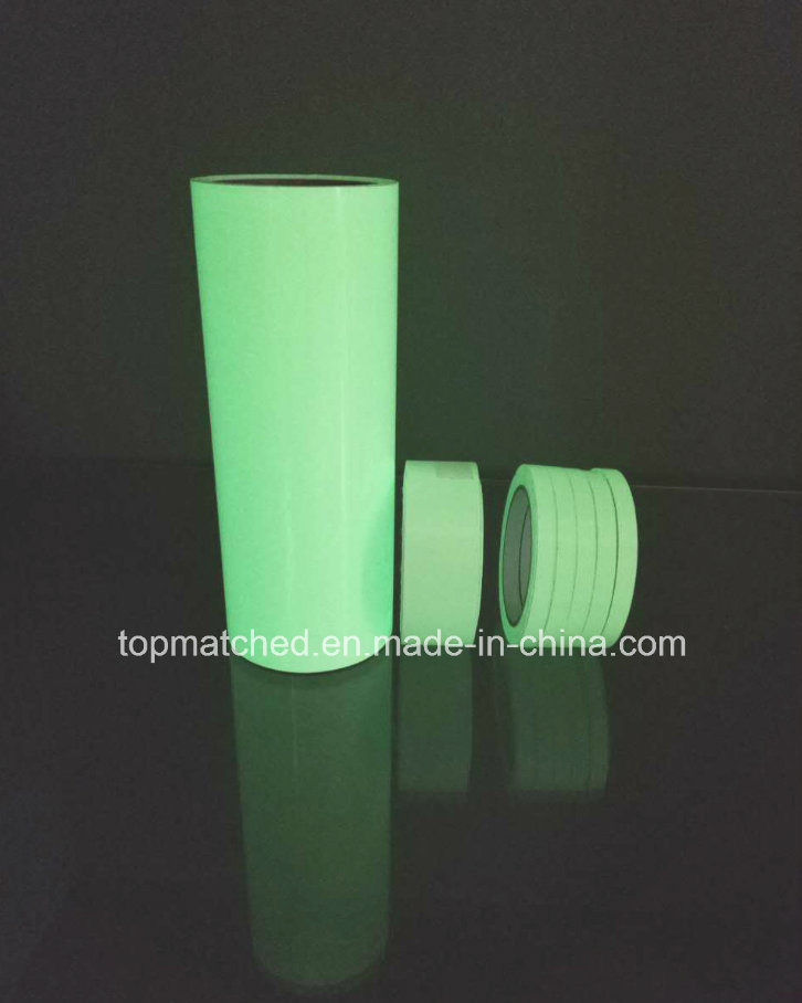 Glow in The Dark Paper Luminescent Vinyl Film