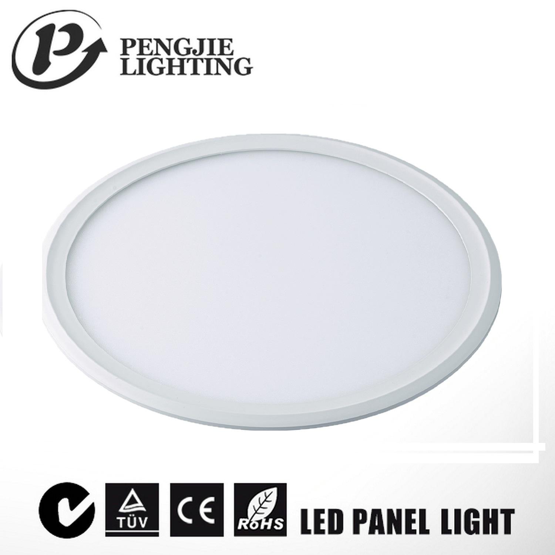 30W Plastic Cover Ultra Slim LED Panel Light for Ceiling