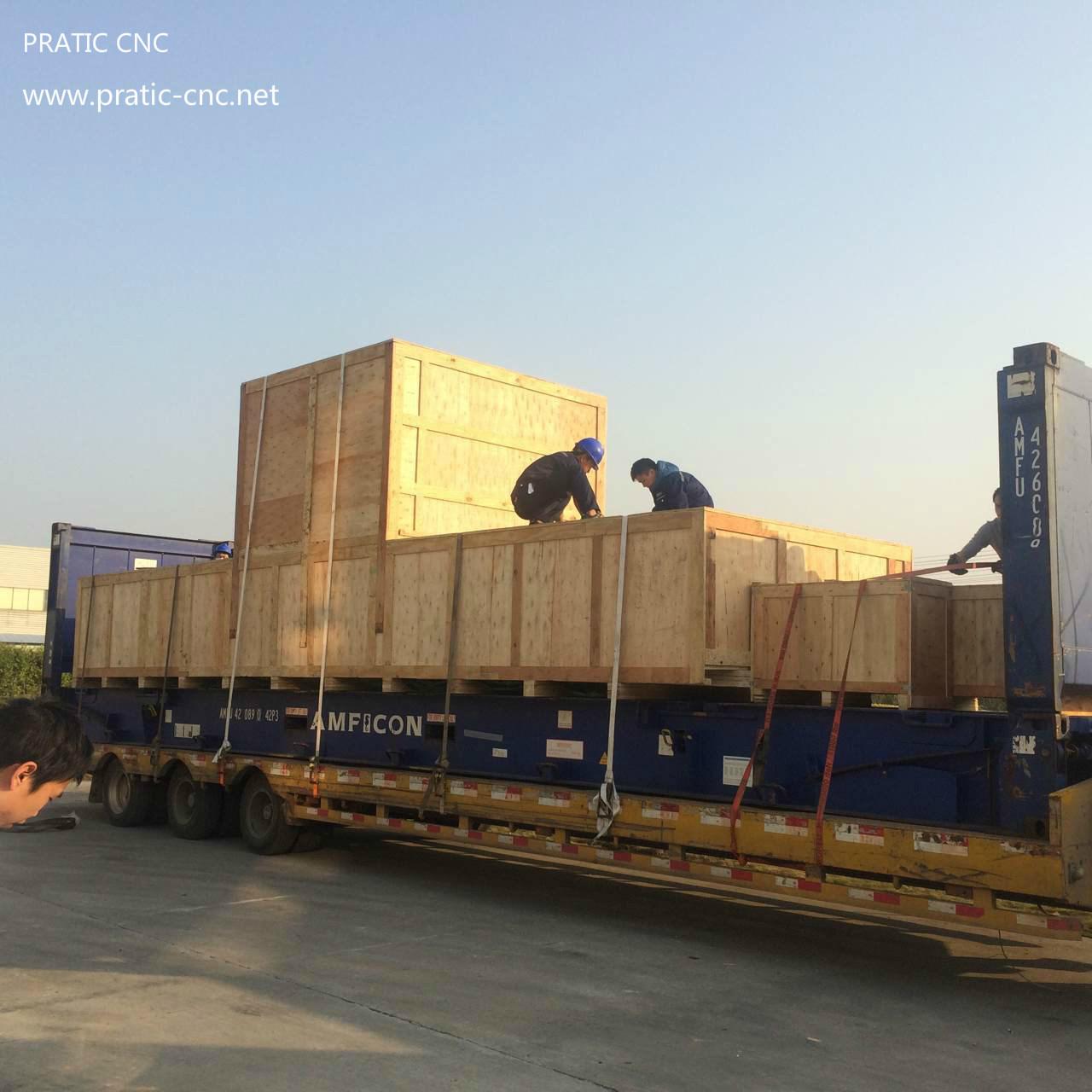 CNC Moving Colum Drilling Machine -PC Standard 3 Axes