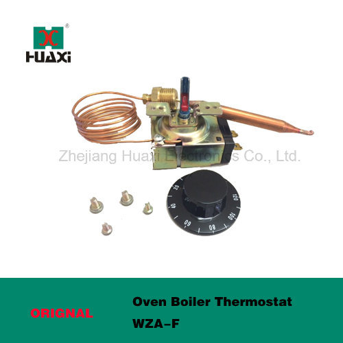 30A 250VDC Capillary Bulb Thermostat for Electric Water Heater