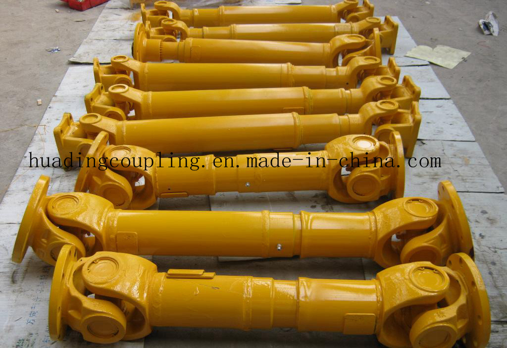 Swp Type Universal Joint Coupling