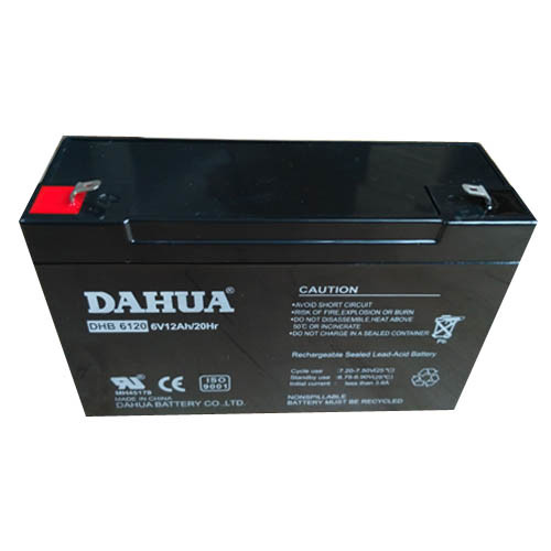 6V 12ah VRLA Sealed Lead Acid Maintenance Free UPS Battery