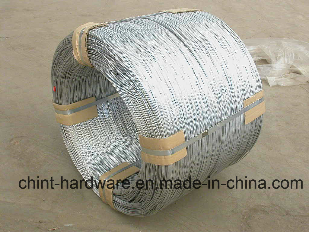 High Quality Cheap Galvanized Iron Wire Binding Wire Tie Wire Zinc Plated ISO9001 Factory 16years