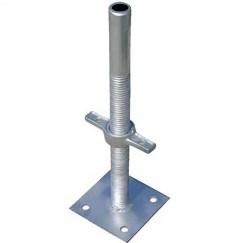 Hollow Soild U-Head Scaffold Scaffolding Adjustable Swivel Screw Base Jack