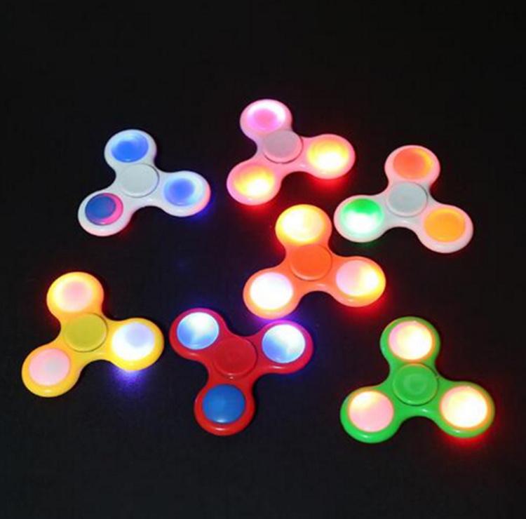 608 Wheel Bearing LED Light Fidget Finger Spinner