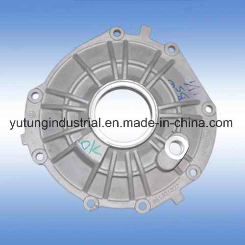 Aluminum Die Cast Mould Making Auto Parts