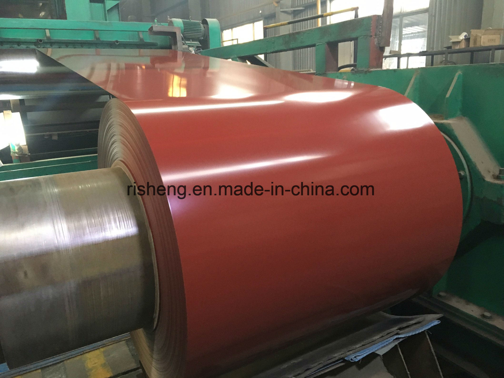 Factory Price Prepainted Galvanized Steel Coil PPGI
